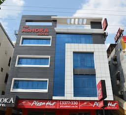 Hotel The Ashoka, Indore